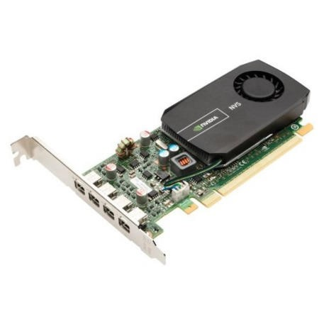 Hewlett Packard NVidia Quadro NVS 510 2GB Graphics Card