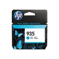 Hewlett Packard HP 935 - Cyan - original - ink cartridge - for Officejet 6812 6815 Officejet Pro 6230 6830 6835