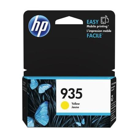 Hewlett Packard HP 935 - Yellow - original - ink cartridge - for Officejet 6812 6815 Officejet Pro 6230 6830 6835