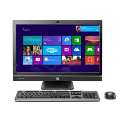 "Refurbished GRADE A1 - As new but box opened - Hewlett Packard 6300P 21.5"" i3-3220 4GB 500GB Windows 7/8 Professional 21.5"" All In One Desktop"
