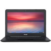 "Refurbished Asus C300MA Celeron N2820 2.13GHz 2GB 32GB 13.3"" Chromebook"