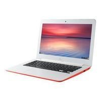 Asus Celeron N3060 2GB 32GB 13.3 Inch Chrome OS Chromebook - Red
