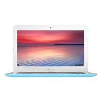 Asus Celeron N3060 2GB 32GB 13.3 Inch Chrome OS Chromebook - Blue