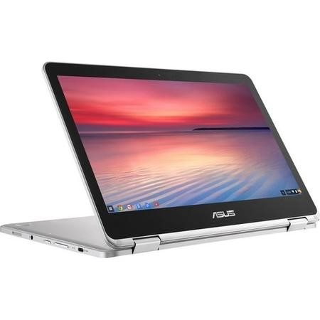 Asus Chromebook Flip C302CA Core M7-6Y75 8GB 64GB 12.5 Inch Chrome OS Convertible Chromebook Laptop