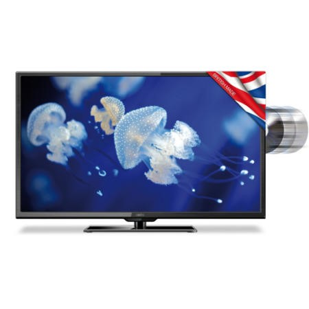Cello C32227F 32 Inch Freeview LED TV with Built-in DVD Player