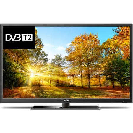 "Cello C32227T2-V2 32"" 720p HD Ready LED TV with Freeview HD"