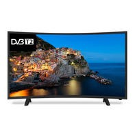 "Cello C32229T2 32"" HD Ready Curved LED TV with Freeview HD"
