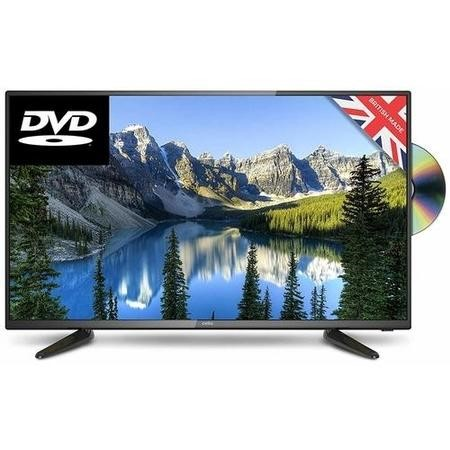 "C40227FT2 Cello 40"" 1080p Full HD LED TV DVD Combi with Freeview HD"