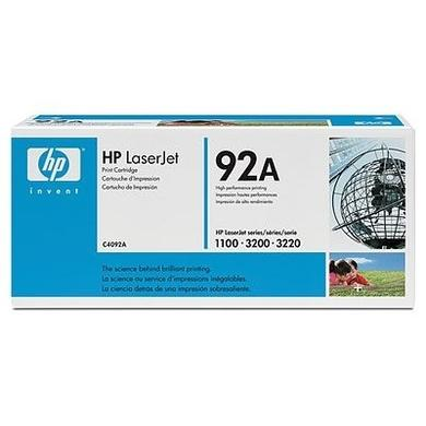 HP 92A Toner Cartridge