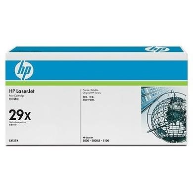 Hewlett Packard 29X - toner cartridge  - 1 x black - 10000 pages