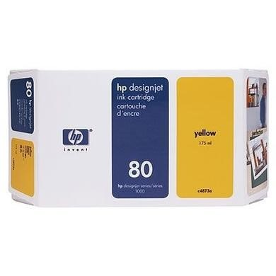 C4848A HP 80 - High Capacity printer Ink cartridge