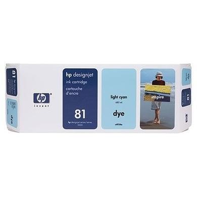 HP 81 - print cartridge