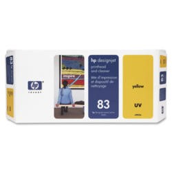 HP 83 - printhead with cleaner