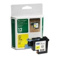 HP 12 Yellow Printhead Ink Cartridge