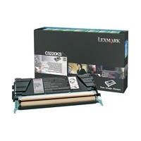 C522 C524 C53x Black Return Program Toner Cartridge