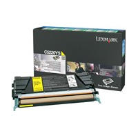C522 C524 C53x Yellow Return Program Toner Cartridge
