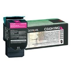 Lexmark Toner cartridge - High Yield - 1 x magenta - 2000 pages