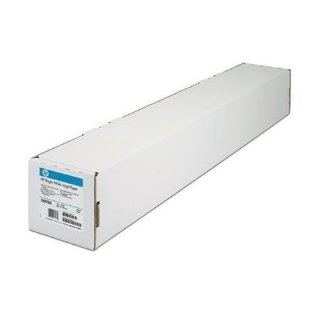 C6036A HP Bright White Inkjet Paper - matte paper - 1 roll(s)