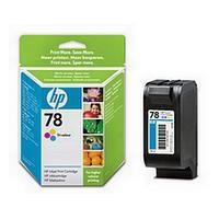 HP 78 - print cartridge