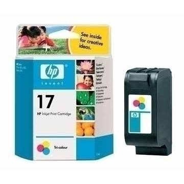 HP 17 - print cartridge