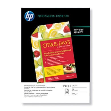 C6818A HP - glossy paper - 50 sheet(s)