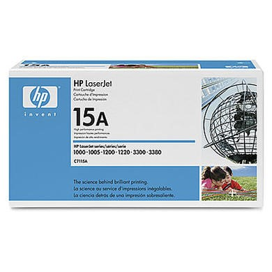 HP 15A - toner cartridge