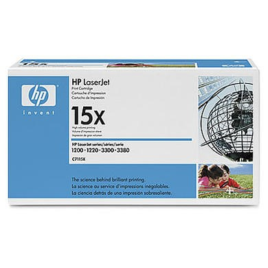 HP 15X - toner cartridge