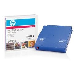 HP LTO Ultrium x 1 - 100 GB - storage media