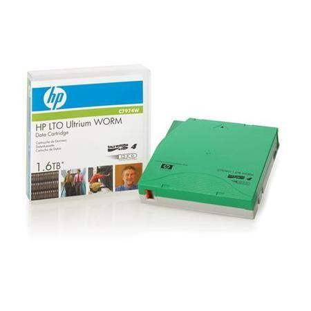 HP LTO Ultrium WORM x 1 - 800 GB - storage media