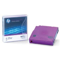 Hewlett Packard HP Ultrium RW Data Cartridge - LTO Ultrium 6 6.25 TB - storage media