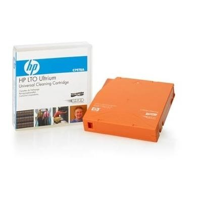 HP Ultrium Universal Cleaning Cartridge - LTO Ultrium x 1 - cleaning cartridge
