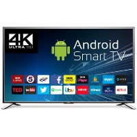 "Cello C86SFS4K 86"" 4K Ultra HD LED Android Smart TV"