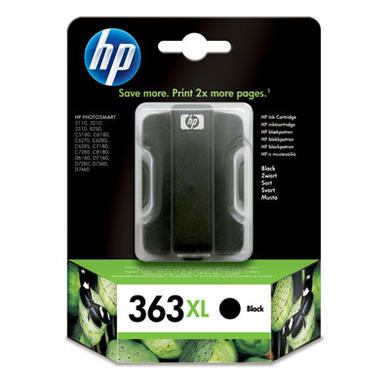 HP 363 Large - print cartridge