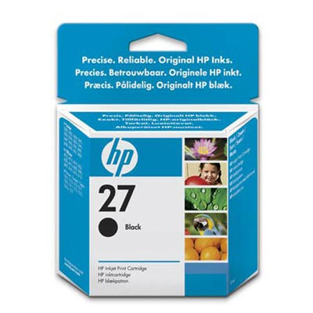 C8727AE HP 27 - print cartridge