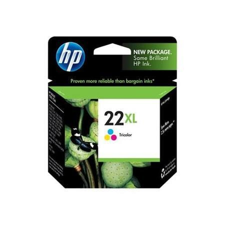 HP 22XL Tri-Colour Ink Cartridge