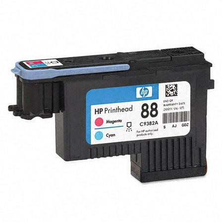 HP 88 Magenta & Cyan printhead for HP OJ Pro K550- printhead