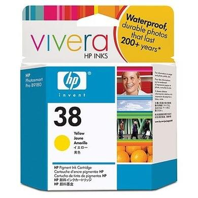 HP 38 - print cartridge