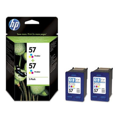 HP 57 - print cartridge