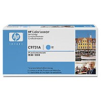 HP Cyan Toner Cartridge