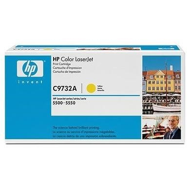 C9732A HP toner cartridge