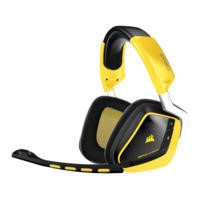 Corsair VOID Special Edition Wireless Dolby 7.1 Gaming Headset - Yellow