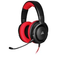 Corsair  3.5mm HS35 Stereo Red  - Gaming Headset