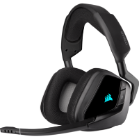 Corsair  USB 7.1 Void Elite Wireless Carbon  - Gaming Headset