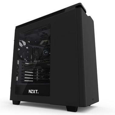NZXT H440 New Edition Black Mid Tower Case with Window