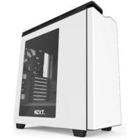 NZXT H440 New Edition White/Black Windowed PC Case