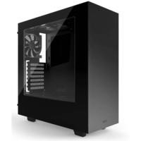 NZXT S340 Mid Tower Black Windowed PC Case