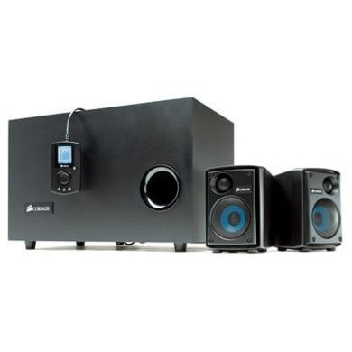 Corsair CA-SP211 SP2500 232 Watt 2.1 PC Gaming Speaker System