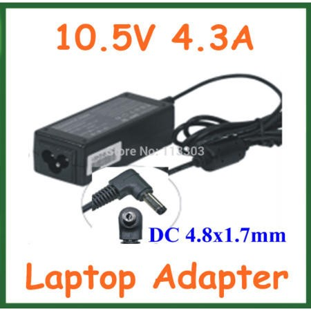 AC adapter Power AC Adapter 10.5V 4.5A 45W