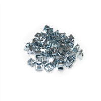 Cage Nuts for Cabinet Rails - Pkg of 50