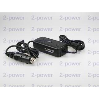 PSA power adapter - car / airplane - 72 Watt